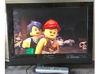 """19 inch Ferguson F1902LVD 19"""" Widescreen HD HDMI TV built-in Freeview Digital Television"""
