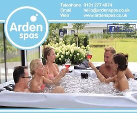 Relocation Service by Arden Spas