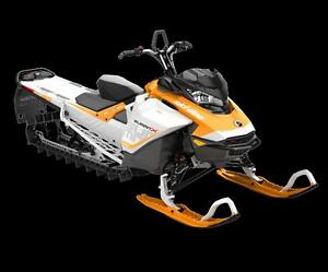 2017 Ski-Doo SUMMIT X 165 2.5 850 E-TEC