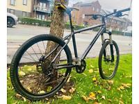 Stealth Mountain bike