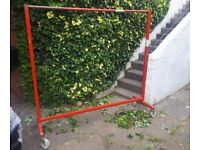 Industrial Clothes Rail, Great Condition, FREE DELIVERY