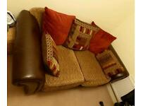 3 seater and 2 seater Moroccan style Sofas