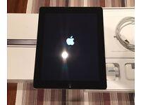 """Apple iPad 2, 64GB, Wi-Fi, 9.7"""" in Black"""