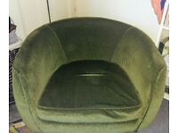 Antique armchair