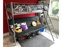 Bunk/futon bed (can deliver locally if needed)