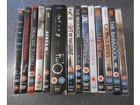 14 Horror DVD films