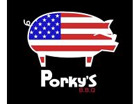 Assistant General Manager wanted for Porky's BBQ, Boxpark Shoreditch