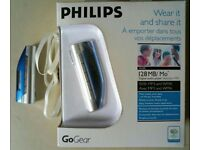 Philips MP3 GoGear Players x2