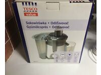 Brand New ! Tesco Value Juicer (J07)