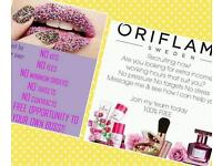 Oriflame UK and RIO
