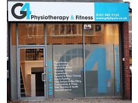 Clinical Administrator-Receptionist Required - Physiotherapy Fitness Clinic In Didsbury, Manchester