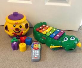 Fisher Price Toy Bundle