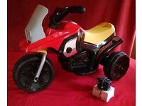 Chad Valley Children's My First Battery Powered Bike