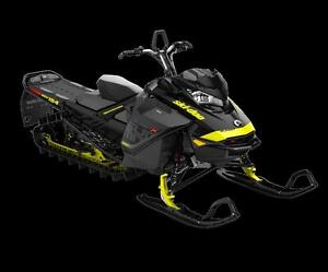 2017 Ski-Doo SUMMIT X 154 2.5 850 E-TEC