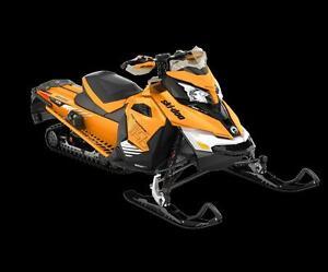 2017 Ski-Doo RENEGADE X 600HO E-TEC