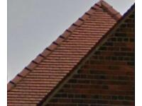 Red Clay Rosemary Roof Tiles - Reclaimed