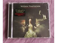 Within Temptation - The Heart of Everything CD Symphonic Metal Sharon Den Adel