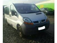 06 Renault traffic 1.9 **** BREAKING