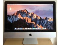 "Apple iMac 21.5"" i3 3.06GHZ 4GB Ram 1TB HDD"