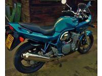 1999 Suzuki GSF Bandit 600 SW