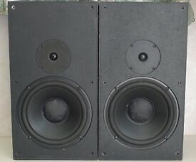 Gale GS301 Speakers (Pair) - Classic British Speakers from the 80's