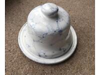 Ceramic Cheese Dish / Dome