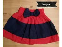 9-12 months skirt