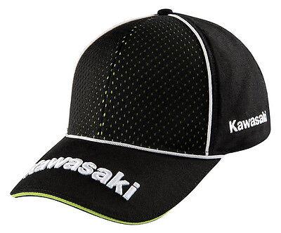 Cap Kawasaki SPORTS CAP Neu orginal Racing Cap                      023SPM0030 Skateboarding Funsport