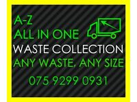 London Rubbish Waste Removal A-Z ! Starting at £25! Man with Van