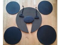 Drum Silencer Mute Pads for practice