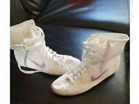 Ladies Nike Boxing Boots
