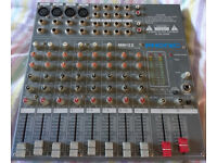 Mixing Console Phonic (12 Channels) £50, Phantom power. In working order.