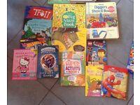 Batch of kids books £12