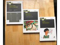Bloomsbury- Basics Graphics Design Box Set