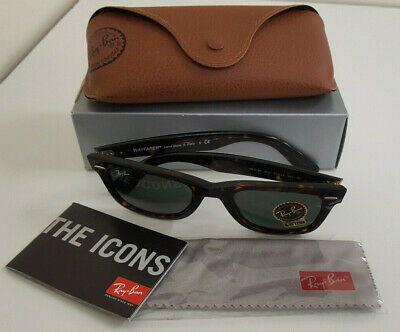 Ray ban Wayfarer RB2140 Tortoise Shell 902 Size (Ray Ban Wayfarer 2140 Sizes)