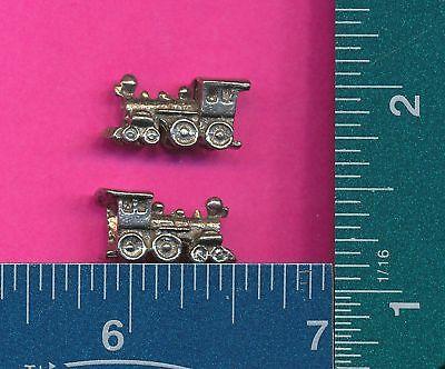 100 wholesale pewter train engine figurines m11019