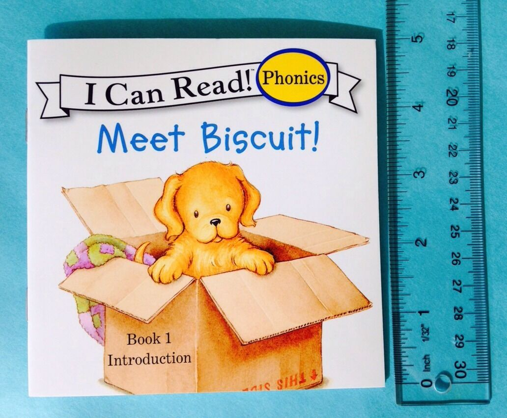 Biscuit More Phonics Fun Childrens Books I Can Read Beginning Readers Lot 12