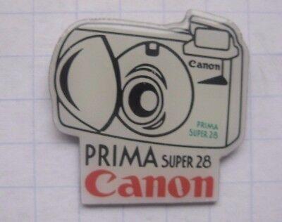 CANON PRISMA SUPER 28  / KAMERA  .................. Foto Pin (166e)