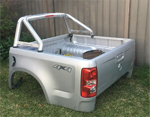 Holden Colorado Ute Tub Singleton Singleton Area Preview