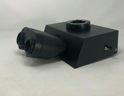 Olympus Microscope Trinocular Fv3-swetr Super Wide Head Fluoview For Bx Series