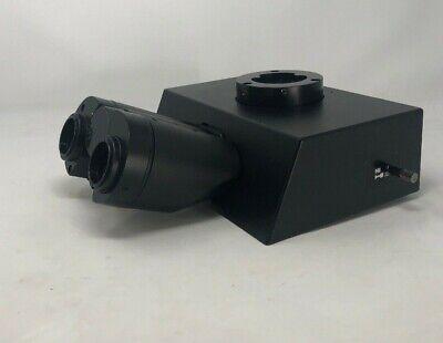 Olympus Microscope Trinocular Fv3-swetr Super Wide Head Fluoview For Bx Series