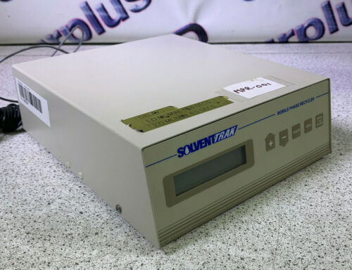 AXXIOM CHROMATOGRAPHY HPLC 100-300 SOLVENTTRAK MOBILE PHASE RECYCLER FOR LC