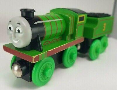 2009 Thomas & Friends Wooden Railway Early Engineers Henry & Tender 0640TF100