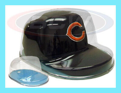 (BALLQUBE CAP IT BASEBALL HAT UV DISPLAY CASE Clear Plastic Holder Protector MLB)