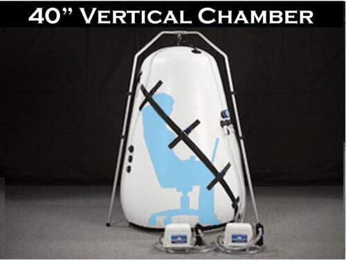 Reduced Vertical 40 inch Military HBOT Oxygen Chamber Finance Free Shipping