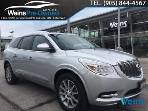 2016 Buick Enclave Leather LEATHER | AWD | NAV | 7 SEATER
