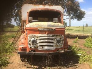 COMMER TRUCK Owen Wakefield Area Preview