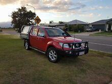 2010 Nissan navara STX 140kw 6 speed turbo diesel 4x4 Bohle Townsville City Preview