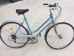 Graecross ladies retro bike great condition Albert Park Port Phillip Preview