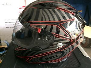 Motorcycle helmet, Bell, Medium Adult Singleton Heights Singleton Area Preview